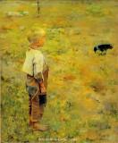 Paintings of Akseli Gallen-Kallela (1865-1931)