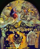 Paintings of  El Greco (1541-1614)