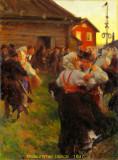 Paintings of Anders Leonard Zorn (1860 – 1920)