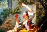 Paintings of Jean Fragonard (1732-1806)