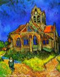Paintings of Vincent van Gogh (1853-1890)