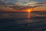 Sunrise on the Bay of Quinte 2020 March 9