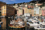 A week in the Cinque Terre National Park (Italy) - The nice village of Camogli