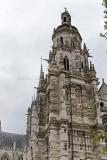 Un week-end dans l'Eure au manoir de Surville - La cathédrale d'Evreux