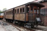 Opération porte ouverte de l'association de conservation des trains anciens