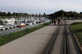 Du Crotoy à Saint-Valéry sur Somme avec le train à vapeur