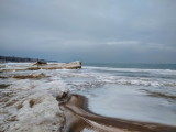 Frozen Lake Huron