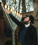 Chanukah_Menorah Lighting 2019