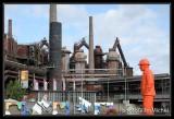 VÖLKLINGER HÜTTE a gigantic ironworks in Saarbrucken