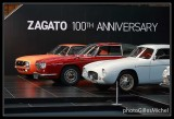 Autoworld Museum in Brussels: Zagato Showroom
