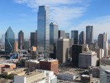 Dallas from Reunion Tower