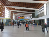 Cape Town train station