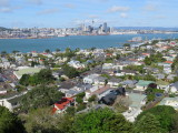 Auckland from Takarunga/Mount Victoria