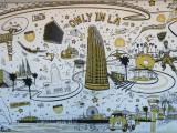 Los Angeles mural