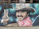 Los Angeles mural in Venice Beach