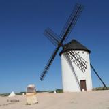 Windmills at Campo de Criptana