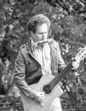 Tony Mann as Bob Dylan