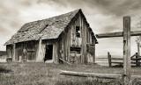 Posts And Barn