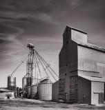 Grain Storage and Process Facility