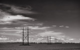 Transmission Lines, Clearwater, Kansas