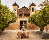 Sanctuary of Chimayo, New Mexico