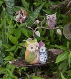 Mona's Nest Of Owls