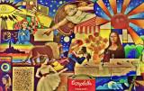 City Arts Classroom Mural