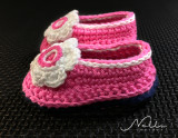 Booties for Maia