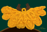 Sunflower Dress for Maia