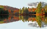 Crosson Lake in Bigwind Provincial Park