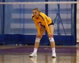 Queen's at Royal Military College W-Volleyball 02-08-19