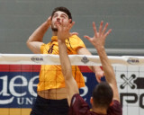 Queen's vs McMaster M-Volleyball OUA Gold Medal Round 03-10-19