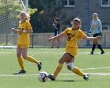 Queen's vs Carleton W-Soccer 09-21-19