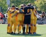 Queen's vs Carleton M-Soccer 09-21-19
