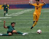 Queen's vs Nipissing M-Soccer 10-05-49