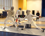 Queen's Fencing Hosting the first annual Hugh Munby Open Day One