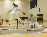 Queen's Fencing Hosting the first annual Hugh Munby Open Day Two