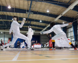 Queen's Fencing @ Royal Military College 11-02-19