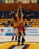 Queen's vs Algoma W-Basketball 01-11-20