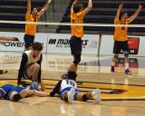 Queen's vs Ryerson M-Volleyball 01-24-20