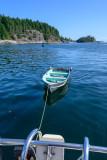 Sailboat Trip to Cortes Island