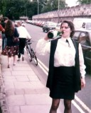 1984 after Janet's finals Longwall St Oxford
