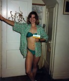 1987 in USA California Party Apartment  Norton St New Haven