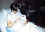 1989 Yale New Haven Hospital David is born