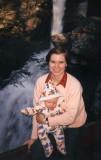 1990 Janet  Dave Kent falls CT