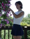 2001 Flower Girl