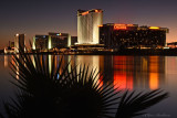 Laughlin, Nevada at Night