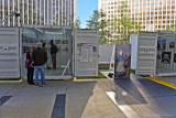 Freedom of Expression, Photoville Container Exhibit
