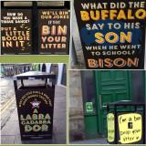 Trash Bins in Scotland