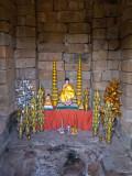 Shrine Inside Bakong Temple